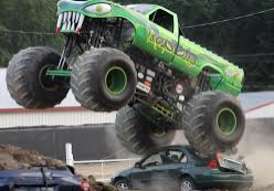 Monster Truck Show & Rides
